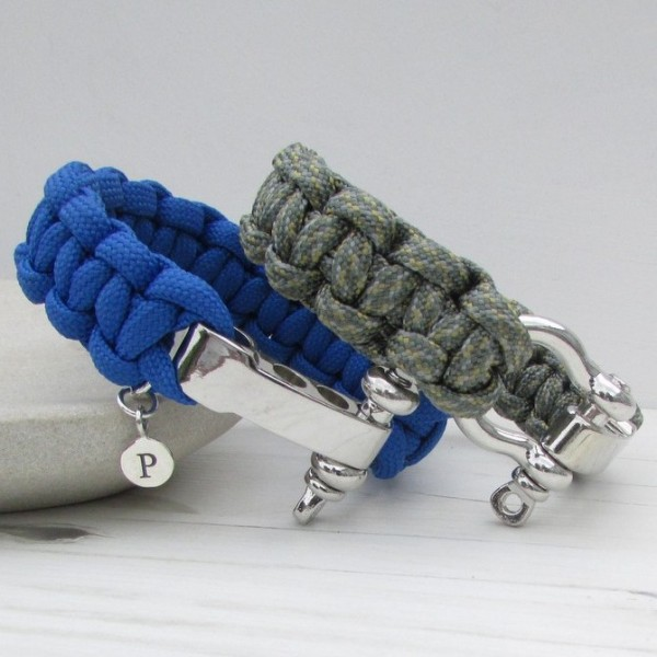 Personalised Paracord Bracelet